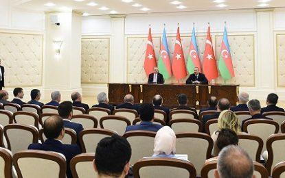 رییس جمهوری آذربایجان خبر داد؛برگزاری هفت مانور نظامی مشترک با ترکیه در سال جاری