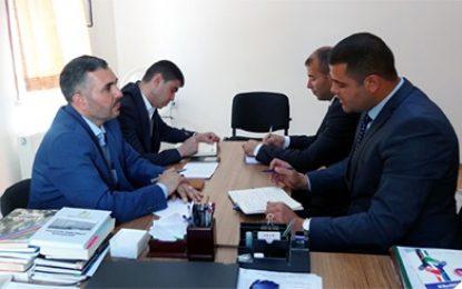 توسعه همکاریهای دوجانبه ایران و نخجوان در حوزه جوانان و ورزش
