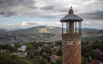 ملی گرایان ارمنی به همراه رهبران سابق جمهوری آذربایجان عاملان ایجاد مناقشه قره باغ