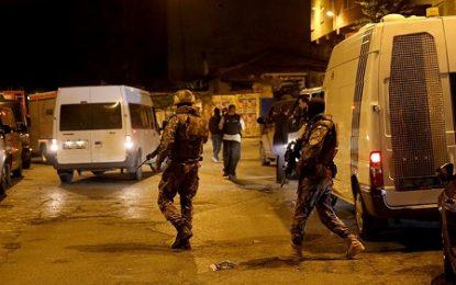 هشت تبعه سوریه در ترکیه به اتهام ارتباط با داعش دستگیر شدند