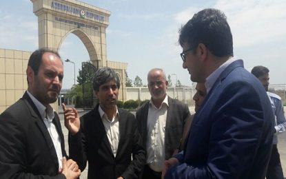 روزانه ۳ هزار گردشگر  آذری از پایانه بیله سوار وارد ایران می شوند