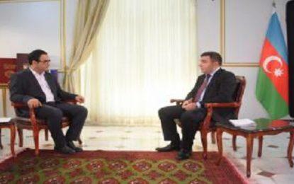 تقدیر سفیر جمهوری آذربایجان از برنامه «سفیران»
