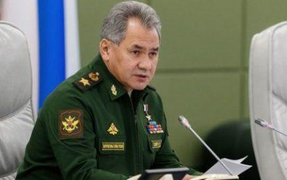 وزیر دفاع روسیه؛ در سواحل دریای خزر، پایگاه نظامی دریایی مدرن ایجاد می کنیم