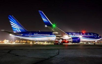 افزایش ۲۰۰ درصدی مسافران خط هوایی باکو-تل آویو