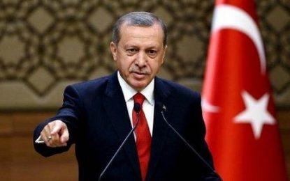 اردوغان: فروپاشی دیوار آناتولی به معنی فروپاشیدن خاورمیانه، آفریقا، آسیای میانه، بالکان و یا قفقاز است