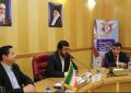 دیدار سفیر جمهوری آذربایجان در ایران با استاندار اردبیل