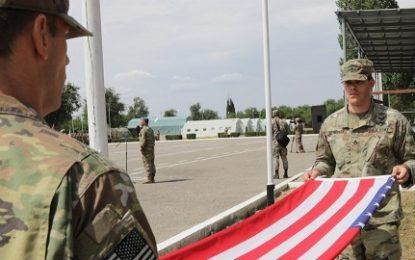 اسپوتنیک: وزیر خارجه قزاقستان استقرار نظامی آمریکا در بنادر آکتائو و کوریک را تکذیب کرد