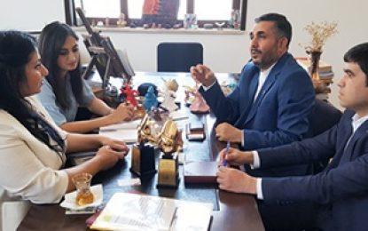 توسعه همکاریهای هنری بین ایران و نخجوان