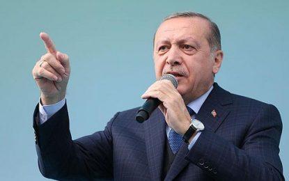 با انتشار مقاله ای در روزنامه نیویورک تایمز؛ اردوغان خواستار تغییر رفتار آمریکا در قبال ترکیه شد