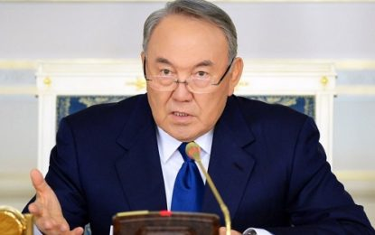 نظربایف: فردا تصمیمی تاریخی برای خزر گرفته می شود