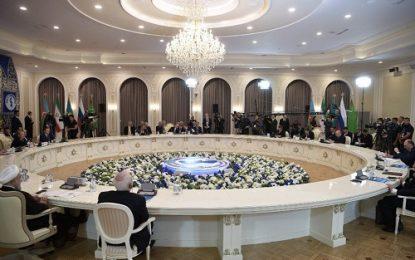 پوتین خواستار برگزاری همایش اقتصادی کشورهای حاشیه خزر شد