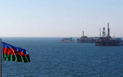 درآمد نفتی باکو در خزر بیش از۱۳۶میلیارد دلار اعلام شد