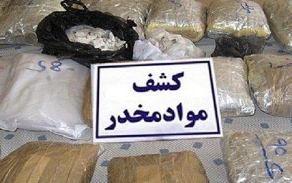 قاچاقچیان مواد مخدر قبل از خروج از مرز آستارا دستگیر شدند