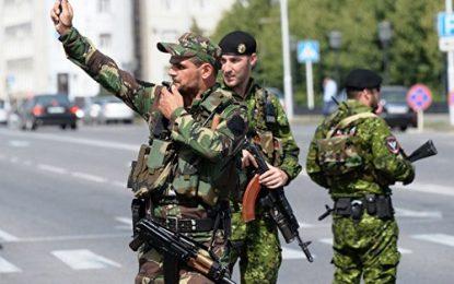 در حمله به پاسگاهی در چچن سه نفر کشته شدند