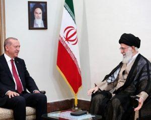 رهبر انقلاب در دیدار اردوغان: مهمترین نیاز امروز دنیای اسلام اتحاد کشورهای اسلامی است