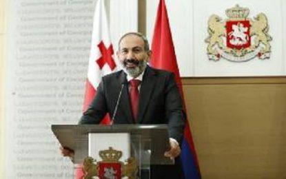 ارمنستان و گرجستان دارای روابط درخشان می باشند