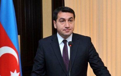 باکو به سخنان پاشینیان مبنی بر تعلق قره باغ به ارمنستان واکنش منفی نشان داد