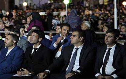 با حضور وابسته فرهنگی کشورمان در نخجوان؛ همایش بینالمللی شمس و مولانا در شهر خوی برگزار شد