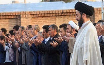 سخنرانی آیت الله سید حسن عاملی . خطبه اول نماز جمعه اردبیل ۹۷/۶/۲۳