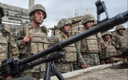 باکو ارمنستان را به خرابکاری علیه مردم غیر نظامی متهم کرد