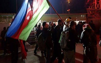 فوت یک زائر جمهوری آذربایجان در شهر دامغان