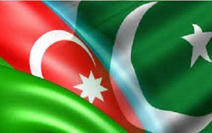 سفر فرمانده نیروی مرزبانی جمهوری آذربایجان به پاکستان