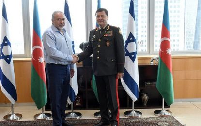 سفر رییس ستاد مشترک جمهوری آذربایجان به فلسطین اشغالی