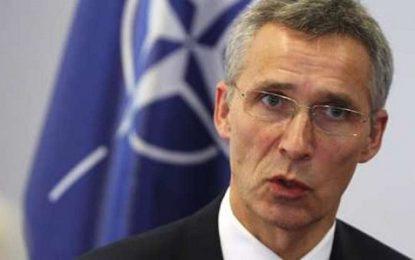 دبیر کل ناتو : ناتو در واکنش به روسیه همکاری با گرجستان را گسترش می دهد