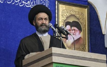 آیت الله عاملی:آمریکا از سر عصبانیت اقدام به گشودن جبهه ای جدید در برابر ایران کرده است