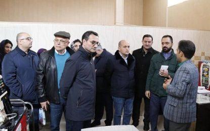 بازدید نمایندگان سازمان ملل و نمایندگان جمهوری آذربایجان از زندان همدان