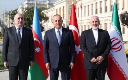 تهران از جمهوری آذربایجان در مقابل ارمنستان حمایت می کند