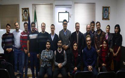 دیدار رایزن فرهنگی ایران با اعضای انجمن اسلامی دانشجویان روسیه