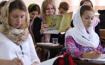 گستره زبان و ادب فارسی در قفقاز