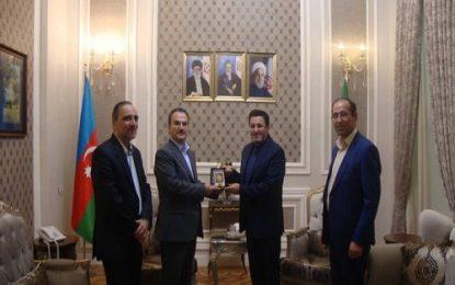 دانشگاه علوم پزشکی اردبیل و دانشگاه جمهوری آذربایجان همکاری می کنند