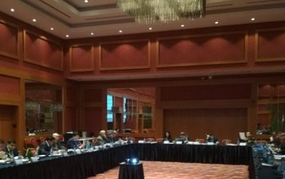 پنج کشور حاشیه خزر برای حفاظت از آبزیان در باکو گرد هم آمدند