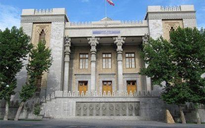 احضار سفیر گرجستان به وزارت امور خارجه