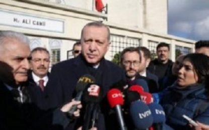 اردوغان: باکو سازمان فتح اله گولن را سازمان تروریستی اعلام کند