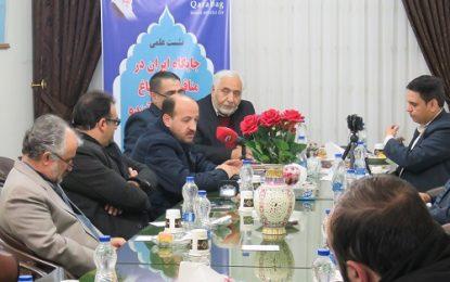 نشست علمی «جایگاه ایران در مناقشه قرهباغ و چشم انداز آینده» در اردبیل برگزار شد
