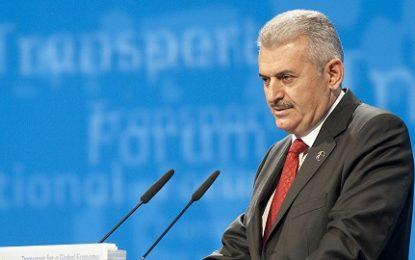 استعفای «بن علی یلدرم» از ریاست مجلس ترکیه