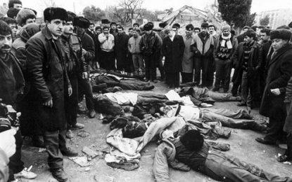 ۲۰ ژانویه روز آزادگی برای مردم جمهوری آذربایجان و روز ننگ برای ارتش شوروی / تصاویر