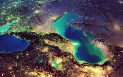 هشدار محققان نسبت به تبدیل شدن دریای خزر به «دریایمرده»