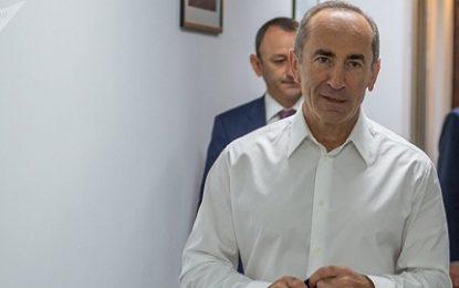دادستانی ارمنستان حکم بازداشت رییس جمهوری سابق این کشور را تا ۲ ماه دیگر تمدید کرد