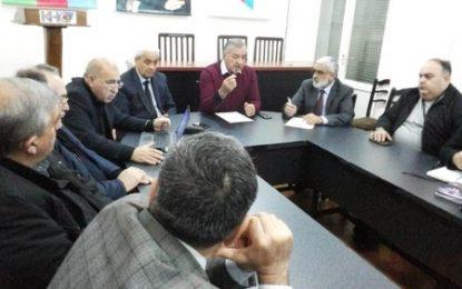 تاکید کمیته حمایت از قرهباغ بر انجام تجمع قانونی در باکو