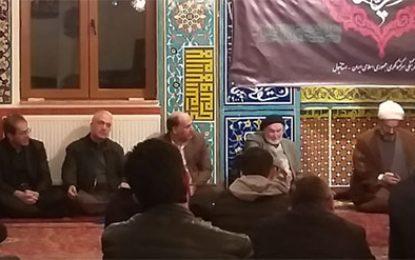 برگزاری مراسم سوگواری حضرت فاطمه زهرا(س) در استانبول