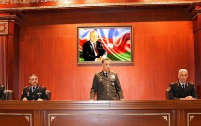 فرمانده «نیروی ویژه پلیس واکنش سریع» جمهوری آذربایجان تغییر یافت