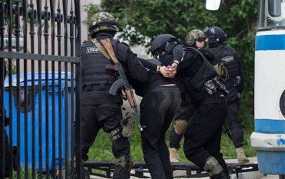 یک گروه وابسته به داعش در جمهوری های داغستان و آدیگیا روسیه متلاشی شد