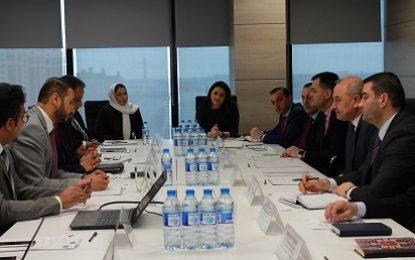 برگزاری نخستین نشست کمیسیون مشترک انرژی باکو و ریاض
