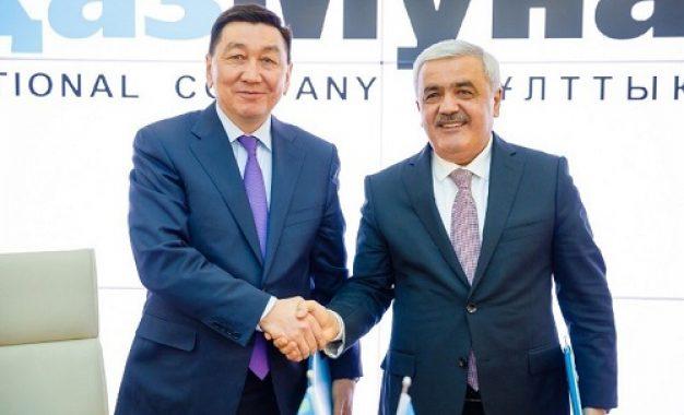 امضا تفاهمنامه همکاری میان شرکت های نفت جمهوری آذربایجان و قزاقستان
