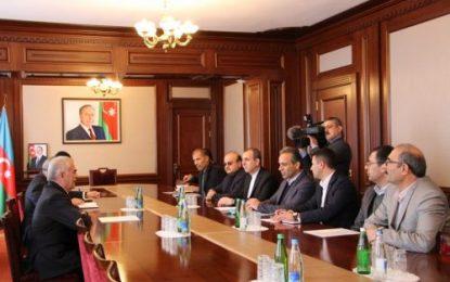همکاری منطقه آزاد ماکو و نخجوان بررسی شد