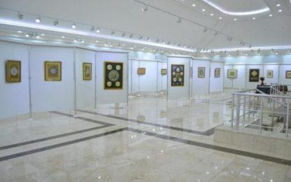 برگزاری نمایشگاه خوشنویسی هنرمند ایرانی در نخجوان